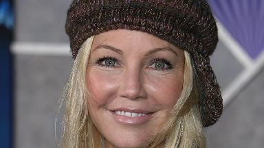 Heather Locklear held on suspicion of attacking police officer and paramedic