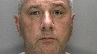 Police officer who stalked and raped woman after bugging home jailed