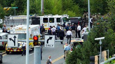 Five people killed in shooting at US newspaper