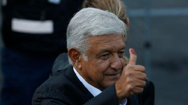 Mexico's Lopez Obrador on brink of historic presidential win
