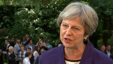 Theresa May admits she has 'developed her view' on LGBT issues
