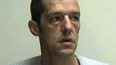 Paul Beattie, man convicted of killing his neighbour James Gatti in Guardwell Glen, Edinburgh.