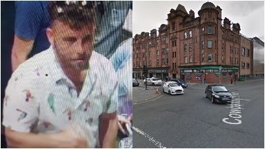 CCTV: Appeal to trace this man.