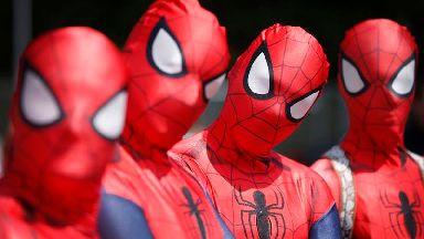 Spider-Man co-creator Steve Ditko dies aged 90