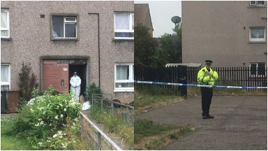 Magdalene Drive: Man allegedly stabbed to death.