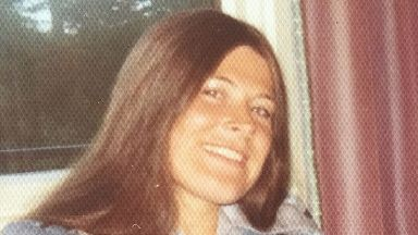 Brenda Page: She was murdered in her flat in Aberdeen.
