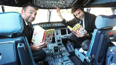 EasyJet launches flying libraries to encourage children's love of reading