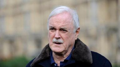 John Cleese to move to Caribbean in November