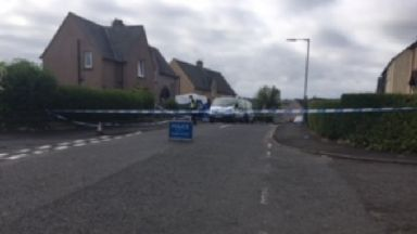 Death of man in Hawick treated as unexplained by police