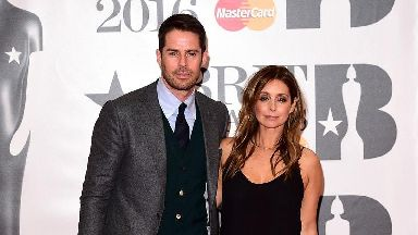Jamie and Louise Redknapp agree 'financial arrangements' after divorce