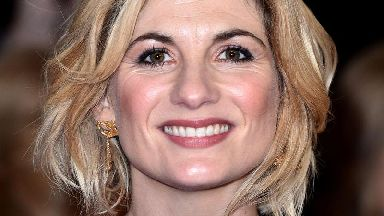 First look at new Doctor Who series gives glimpse of Jodie Whittaker in action