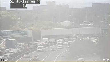 M8: Commuters affected.