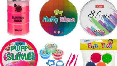 Slime toys may contain high levels of the chemical boron, a consumer watchdog has warned.