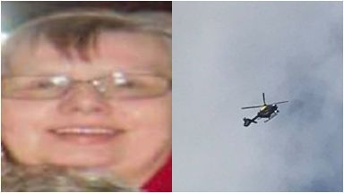 Mary Crosbie: Major search launched to find her. Dumfries