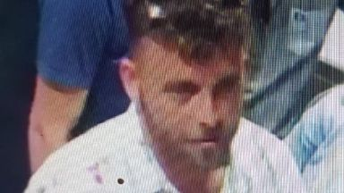 CCTV: He is still in a serious condition. Glasgow Hope Street