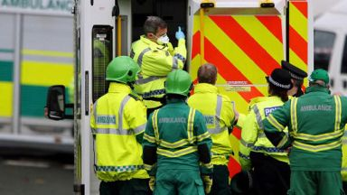 Crash: Man died in hospital.