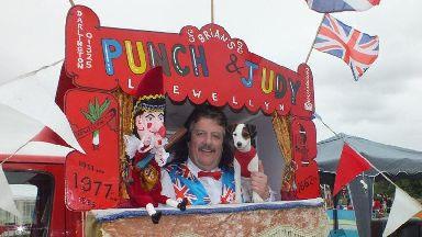 Punch and Judy man hits back at political correctness