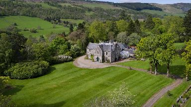 House of Urrard: In Perthshire.