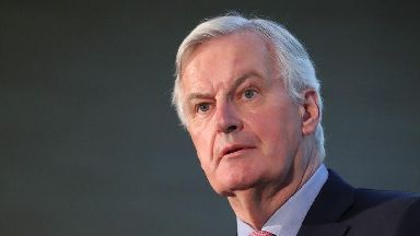 May's Brexit plans 'dead' after Barnier blows hole in Chequers blueprint