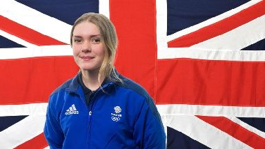 Ellie Soutter was widely tipped to star at the 2022 Winter Olympics.