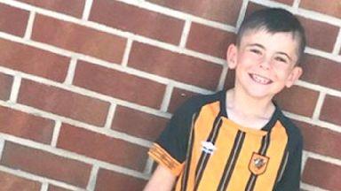 Six-year-old who died following 'pellet gun injury' named as Stanley Metcalf
