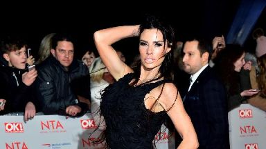 Katie Price reports herself to police after violating driving ban