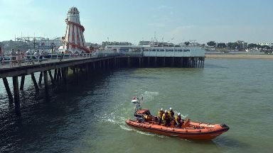 Body of teenager found near Clacton Pier after two-day search
