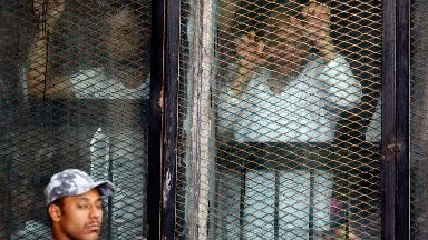 Egypt court sentences 75 to death in 2013 sit-in case