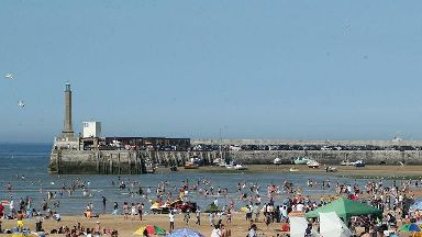 Girl, six, dies after getting into difficulty in sea in Margate