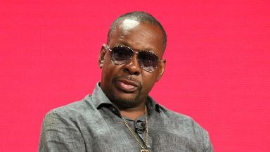 Allegation clouds Bobby Brown's plan for domestic violence shelter