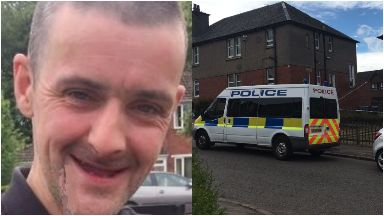 Paul Halley: Found stabbed to death.