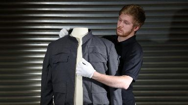 Harrison Ford's Han Solo jacket to go under the hammer