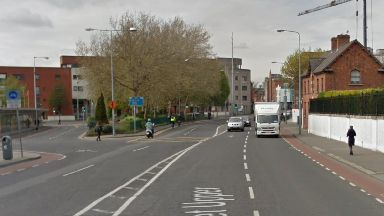 Gardai in Kevin Street are investigating an assault.