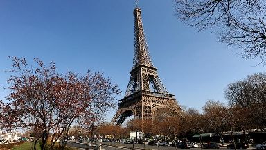 Eiffel Tower shuts down as workers strike over ticket plan
