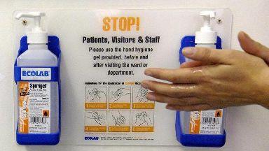 Hospital superbug increasingly resistant to handwash disinfectants, study finds