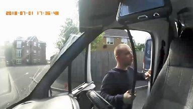 Jail for man who threatened ice cream van owner with Samurai sword