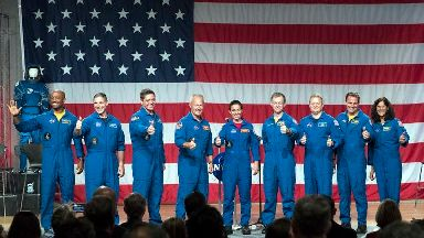 Nasa names astronauts who will fly in commercial capsules from Cape Canaveral
