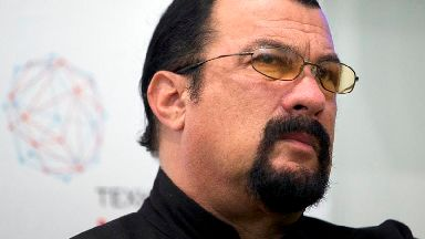 Russia names action movie star Steven Seagal as envoy for US