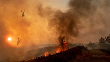 Northern California blazes now largest in state history