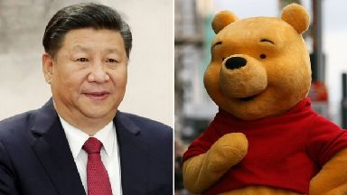 Xi Jinping has often been compared to the cartoon character by critics.
