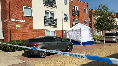 A married couple found dead in a suspected murder-suicide in Siloam Place, Ipswich.