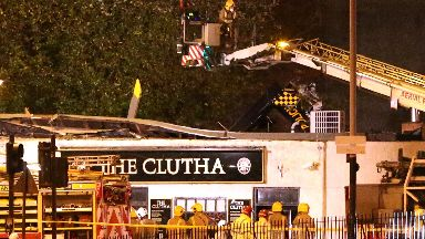 Clutha: Ten people were killed. Glasgow Disaster