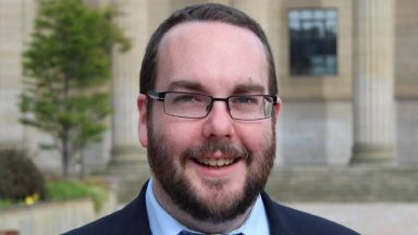 Councillor Gregor Murray: Suffered 'abuse'.