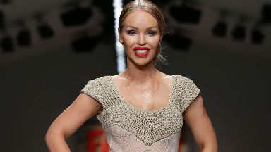 Katie Piper first star to be announced on Strictly Come Dancing 2018.