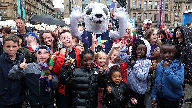 Bonnie the seal Glasgow 2018