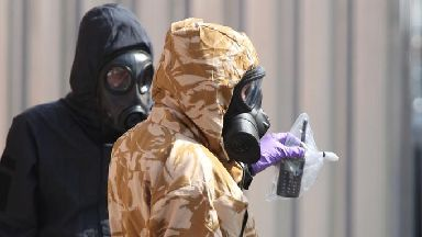 Police are continuing their investigations into the Novichok poisoning in Amesbury.