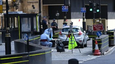 Terror suspect in Westminster 'attack' not known to security services
