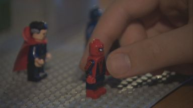 Darren Taylor recreated Spiderman Homecoming trailer using stop motion Lego