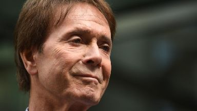 Earlier this month Mr Justice Mann ruled in Sir Cliff Richard's favour.