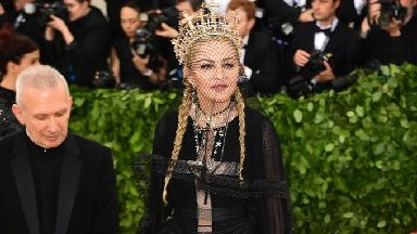Madonna celebrates her 60th birthday on Thursday.